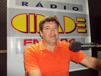 No AR Marcelo Moraes