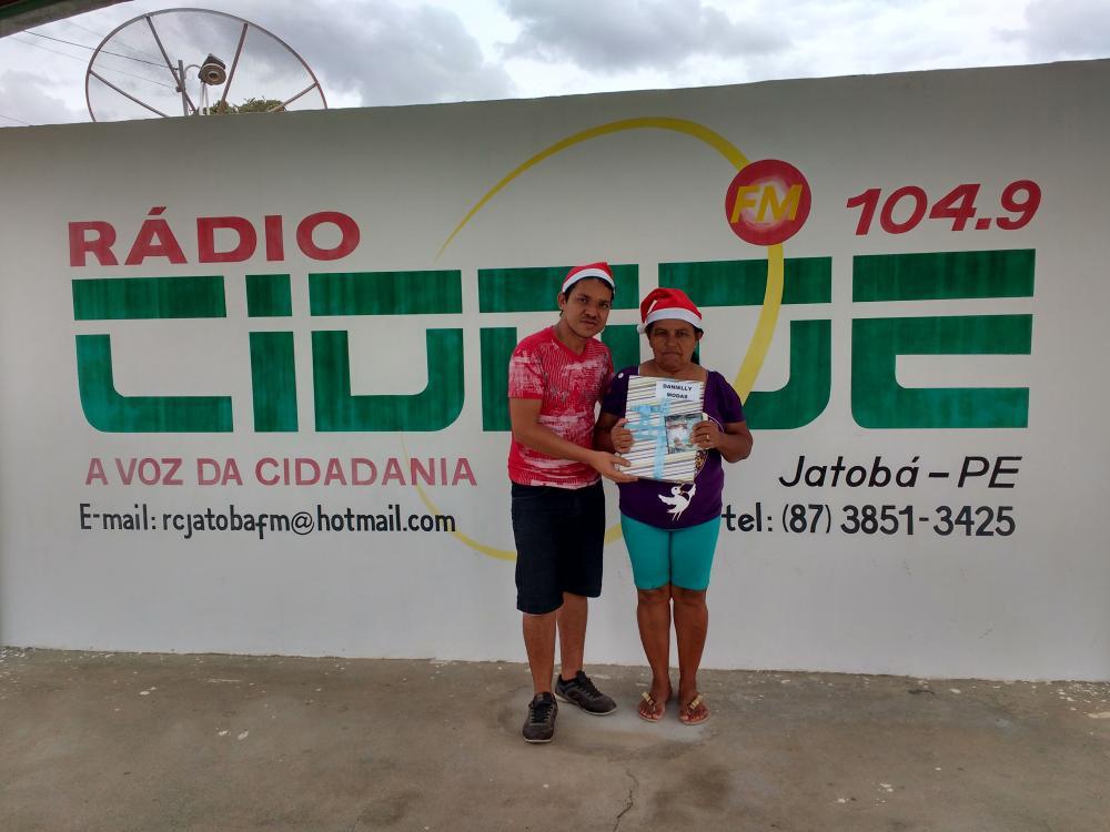 4º NATAL PREMIADO - GANHADORES DO DIA 19.12.2016