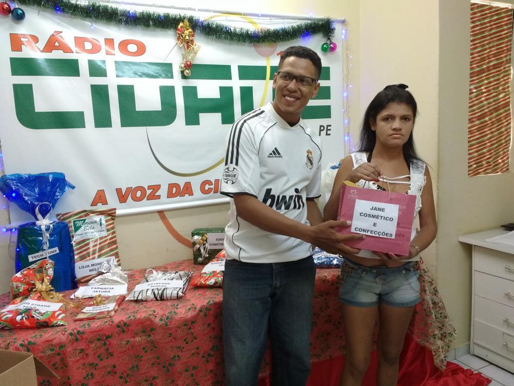 4º NATAL PREMIADO - GANHADORES DO DIA 20.12.16
