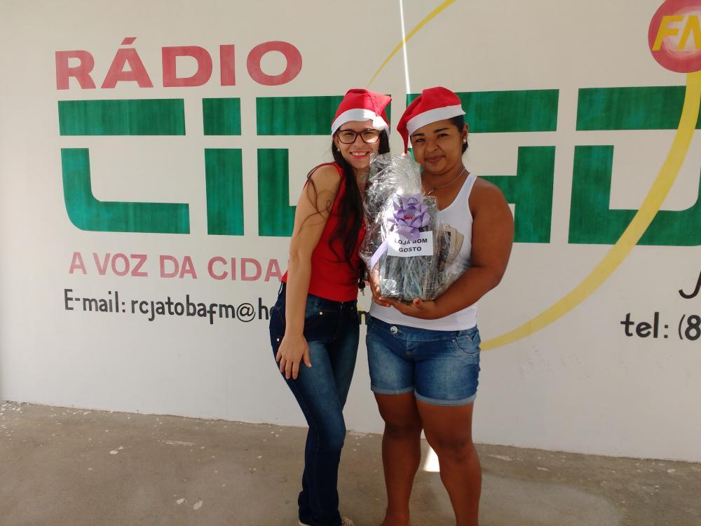 4º NATAL PREMIADO - GANHADORES DO DIA 21.12.16