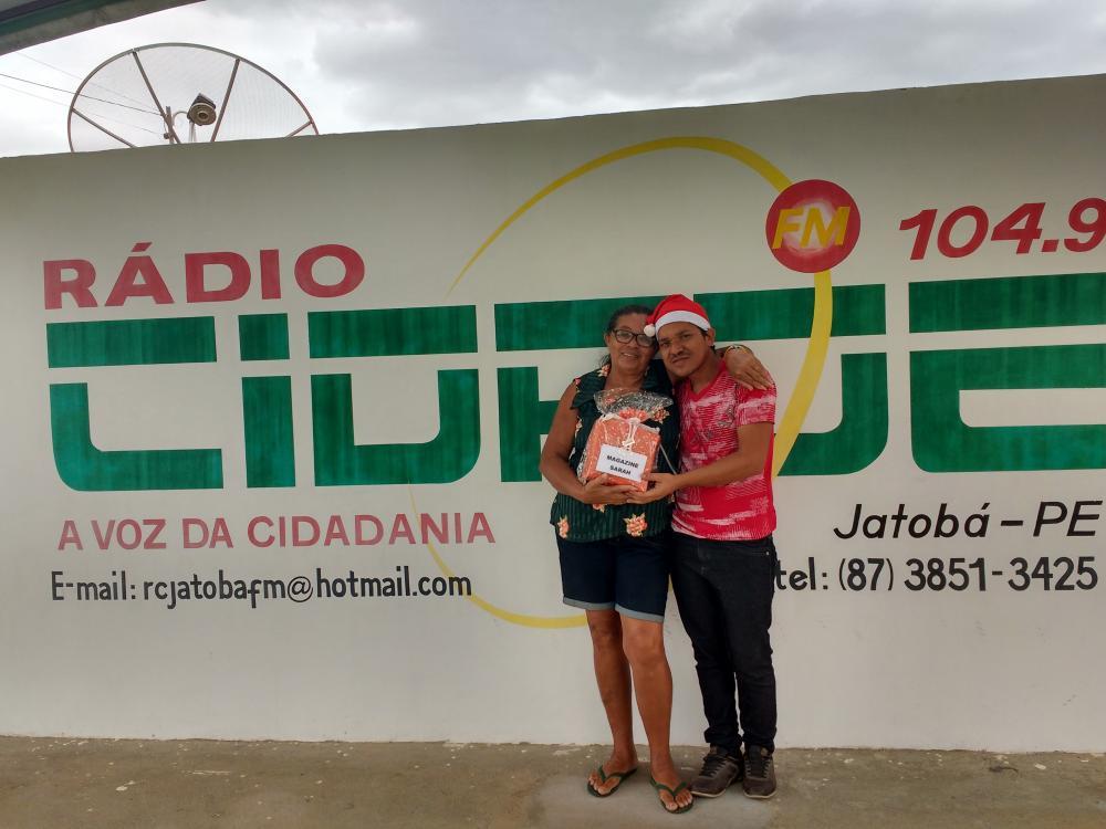 4º NATAL PREMIADO - GANHADORES DO DIA 22.12.16