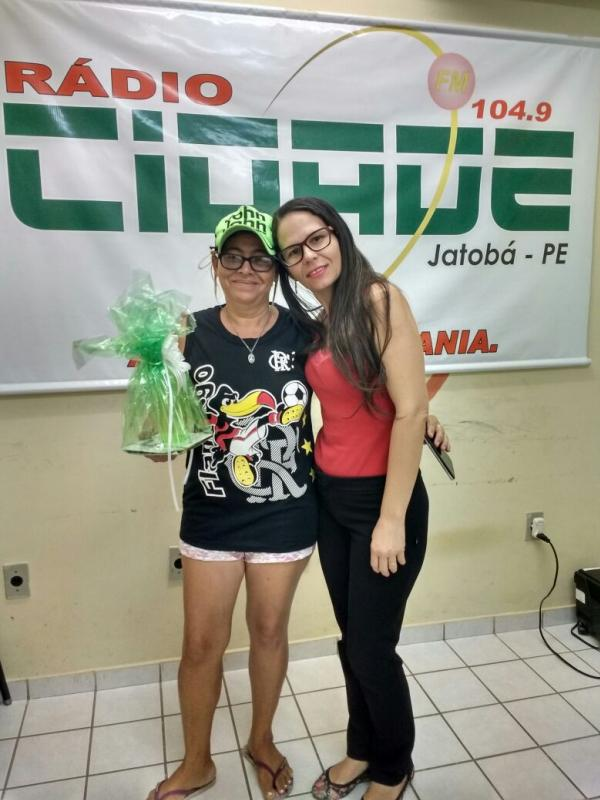 PROMOÇÃO DO DIA DAS DA RÁDIO CIDADE JATOBÁ 104,9