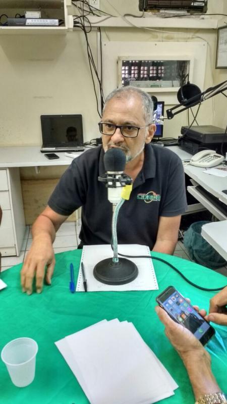 EVENTO: Programa Sabadaço Rádio Cidade FM 104,9