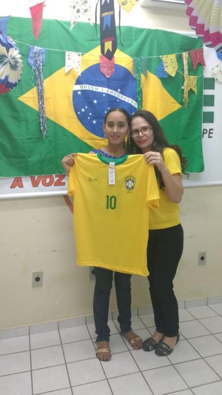 Ganhadores do Bola da Copa do Mundo Rádio Cidade Brasil 2x0 Costa Rica