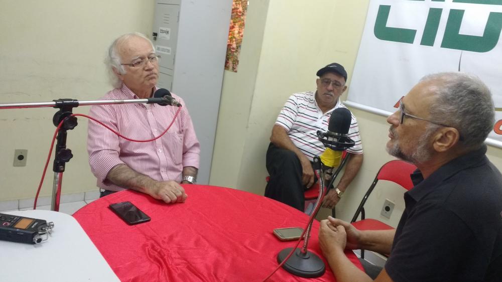 Entrevista com Deputado Federal Fernando Ferro