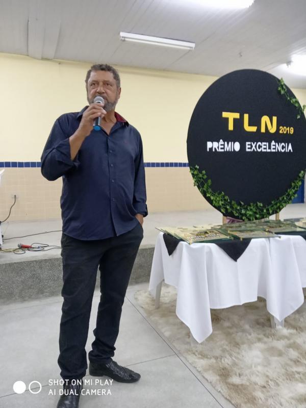 RÁDIO CIDADE RECEBE PRÊMIO EXCELÊNCIA TLN