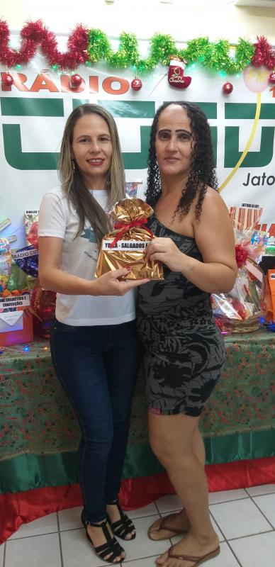 7º NATAL PREMIADO DA RÁDIO CIDADE JATOBÁ FM 104,9 QUARTA- FEIRA TERCEIRO SORTEIO 18.12.19
