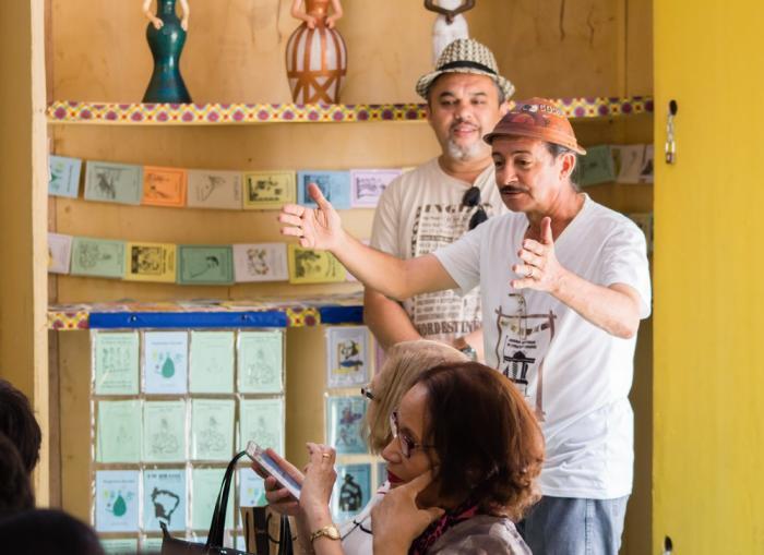 5º Festival Literário Arrasta Cordel tem início na quinta-feira (2) em Caruaru Objetivo do projeto é fortalecer e estimular a cultura popular nordestina, principalmente por meio da produção poética.