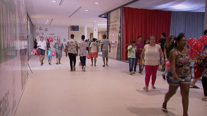 Inauguração de shopping em Camaragibe gera mais de 2,5 mil empregos no Grande Recife