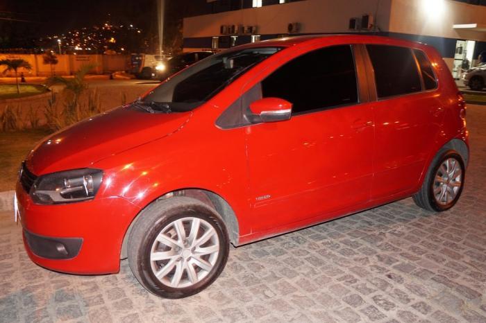 Homem é detido com carro clonado no bairro Vassoural, em Caruaru