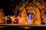 Musical pernambucano adapta história de Aladim aos costumes do Nordeste Espetáculo pode ser conferido no Teatro RioMar, na Zona Sul do Recife, em duas sessões no sábado (16): às 17h e às 20h.