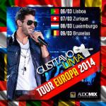 Após o carnaval Gusttavo Lima fará uma mini turnê pela Europa, confira os detalhes!