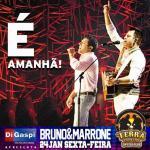 Bruno e Marrone voltam de férias e se apresentam amanhã em São Paulo (SP)