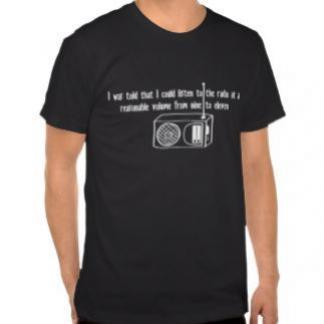 Camisa Rádio
